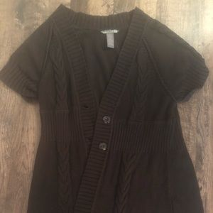 Kenneth Cole Reaction sweater like vest